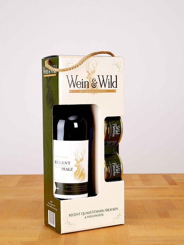 Geschenkverpackungen von Brohl Wellpappe