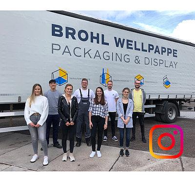 Ausbildung Azubis Mayen Föhren Brohl Wellpappe Instagram