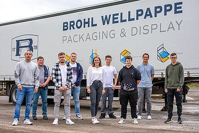 Start Ausbildung Brohl Wellpappe Mayen