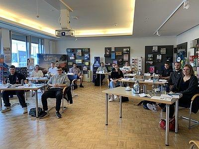 Seminar fit in die Lehre von der IHK Koblenz