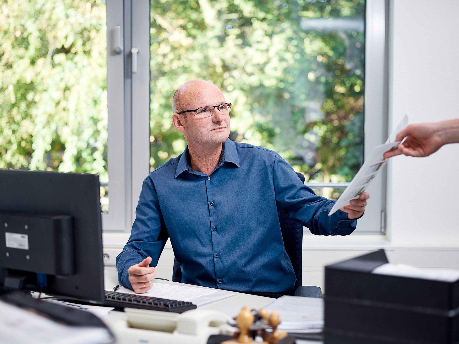 Mitarbeiter Kontakt Brohl Wellpappe