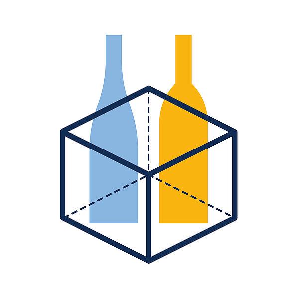 Piktogramm Getränkeverpackungen Brohl Wellpappe