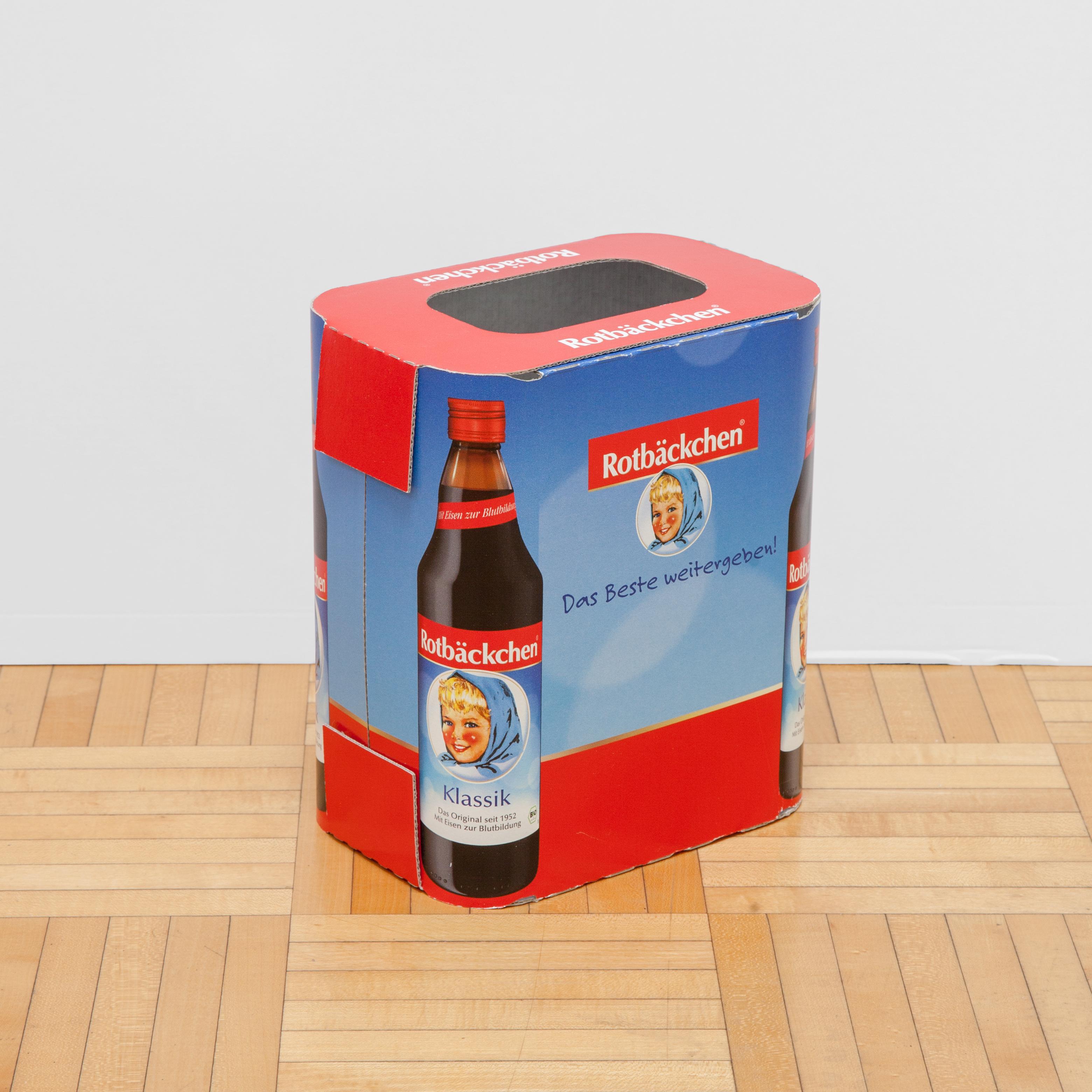 Wrap around Verpackung von Brohl Wellpappe für Getränke