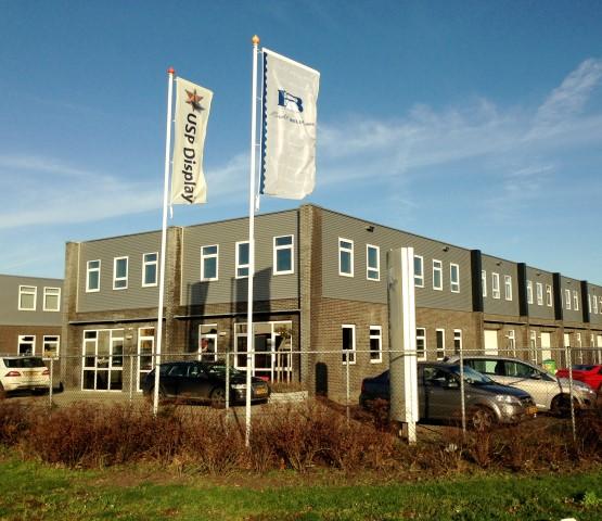 Standort USP Dronten Brohl Wellpappe
